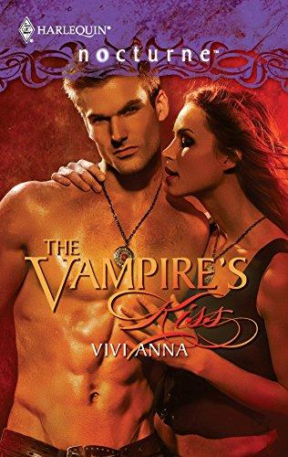 The Vampire's Kiss (Silhouette Nocturne): Anna, Viva