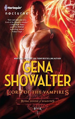 9780373618668: Lord of the Vampires