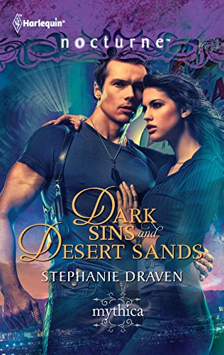 9780373618712: Dark Sins and Desert Sands