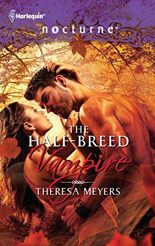 9780373618798: The Half-Breed Vampire