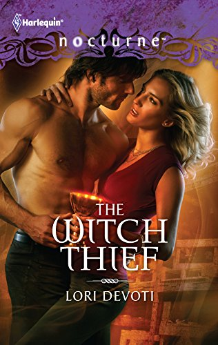 9780373618835: The Witch Thief