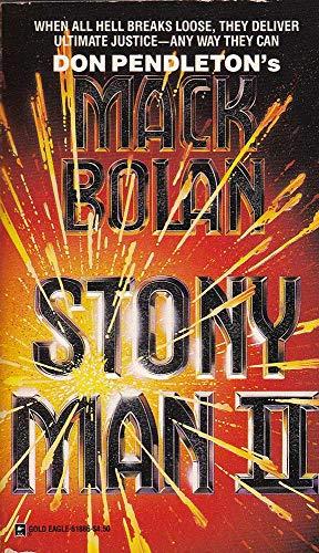Stony Man II (Don Pendleton's Mack Bolan): Pendleton, Don