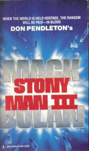 Stony Man III (Don Pendleton's Mack Bolan): Pendleton, Don; Odom,