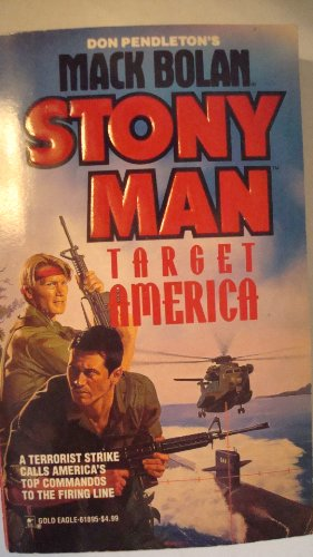 9780373618958: Target America (Don Pendleton's Mack Bolan : Stony Man)