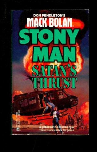 9780373619054: Satan's Thrust (Don Pendleton's Mack Bolan : Stony Man)