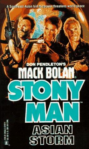 Asian Storm (Don Pendleton's Mack Bolan : Pendleton, Don