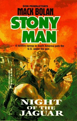 9780373619153: Night Of The Jaguar (Don Pendleton's Mack Bolan Stony Man)