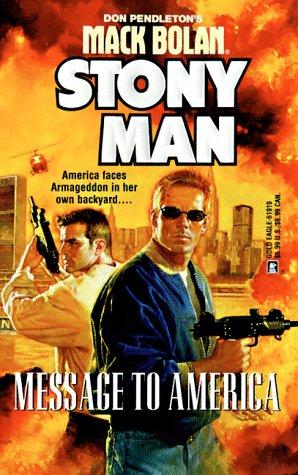 Message to America (Stone Man, No. 35): Pendleton, Don