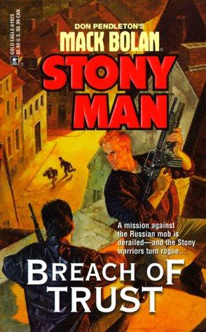 9780373619238: Breach Of Trust (Don Pendleton's Mack Bolan : Stony Man)