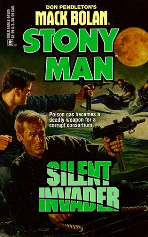 Silent Invader (Stonyman, 41) (0373619251) by Don Pendleton