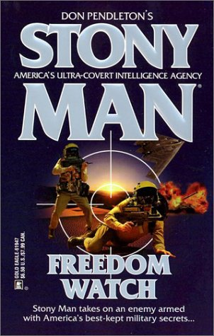 9780373619474: Freedom Watch (Stony Man #63)