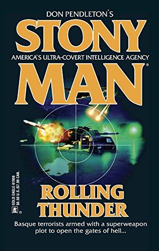 9780373619566: Rolling Thunder (Stony Man, No. 72)
