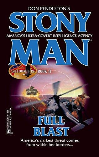 9780373619610: Full Blast (Stony Man)