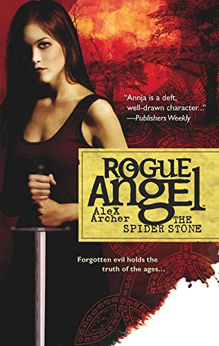 9780373621217: The Spider Stone (Rogue Angel, Book 3)