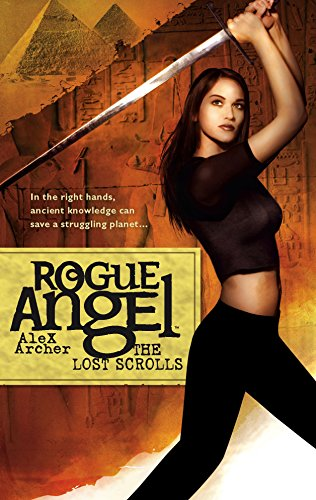 9780373621248: The Lost Scrolls (Rogue Angel, Book 6)