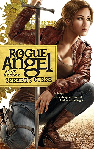 Seeker's Curse (Rogue Angel #19) (037362137X) by Alex Archer