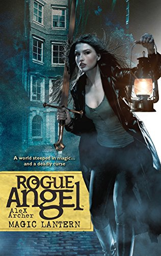 9780373621569: Rogue Angel: Magic Lantern