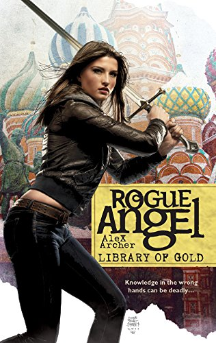 9780373621576: Library of Gold (Rogue Angel)