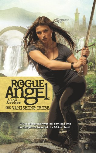 9780373621620: The Vanishing Tribe (Rogue Angel)
