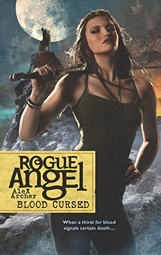 9780373621644: Blood Cursed (Rogue Angel)
