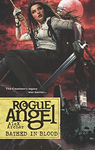 9780373621736: Bathed in Blood (Rogue Angel)