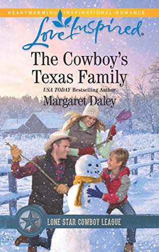 9780373622481: The Cowboy's Texas Family (Lone Star Cowboy League: Boys Ranch)