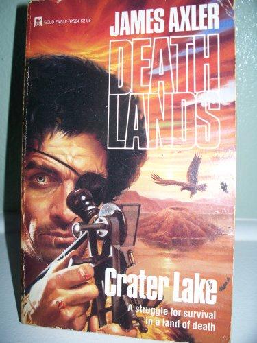 9780373625048: Crater Lake (Deathlands, No. 4)