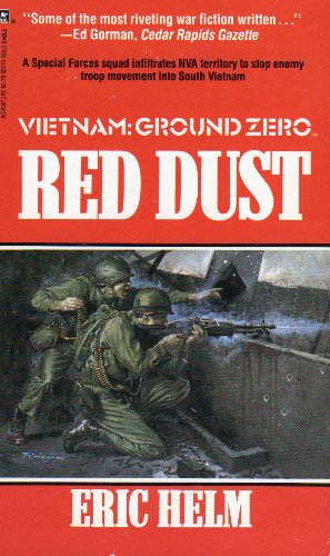 9780373627134: Red Dust (Vietnam Ground Zero)