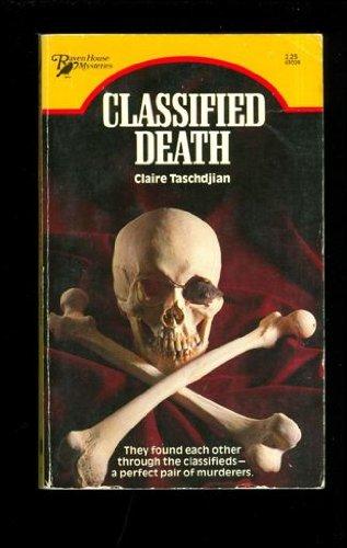 9780373630288: Classified Death