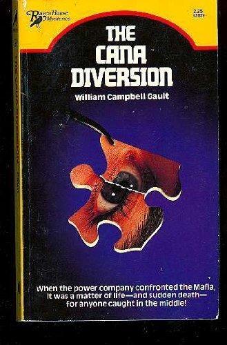 9780373630295: Cana Diversion