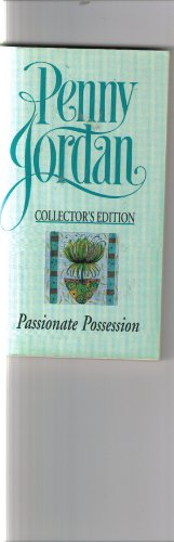 9780373630684: Passionate Possession