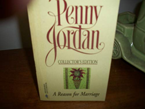 9780373630707: A Reason For Marriage (Harlequin Collector's Edition)
