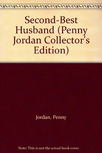 9780373630806: Second-Best Husband (Penny Jordan Collector's Edition)