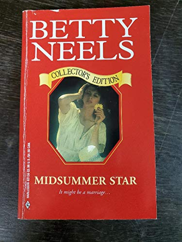 9780373631384: Midsummer Star ((Red Collector's Edition))