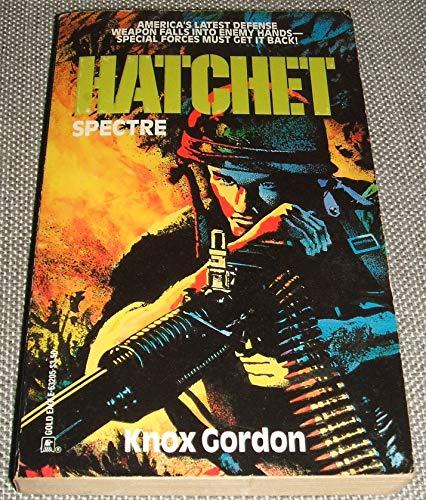 9780373632053: Hatchet Spectre (Miniseries) (Hatchet, No. 2)