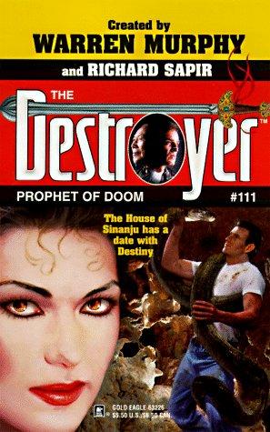 9780373632268: Prophet Of Doom (Destroyer 111) (The Destroyer)