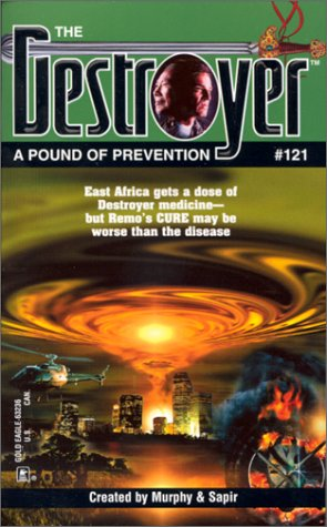 9780373632367: Pound Of Prevention (The Destroyer #121)
