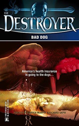 9780373632589: Bad Dog (Destroyer, No. 143)