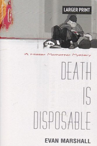 9780373636204: Death is Disposable (Larger Print)