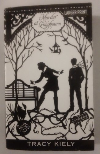 9780373636402: Murder at Longbourn (Larger Print)