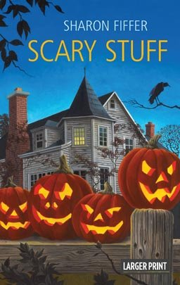 9780373636464: Scary Stuff (Jane Wheel Mysteries) (Large Print)