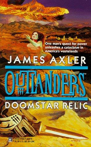 9780373638192: Outlanders: Doomstar Relic 6