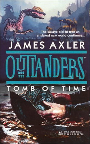 9780373638321: Outlanders: Tomb of Time