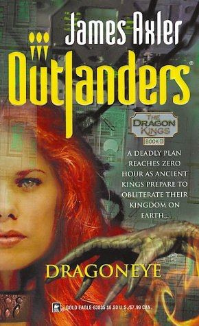 9780373638352: Dragoneye (Outlanders #22)