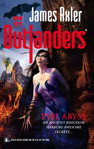 9780373638451: Evil Abyss (Outlanders)