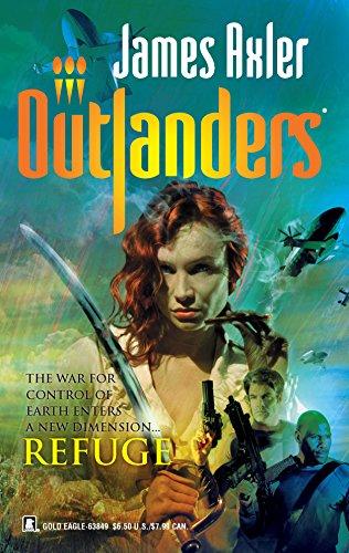 9780373638499: Refuge (Outlanders)