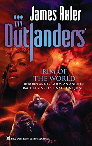 9780373638505: Rim of the World (Outlanders)