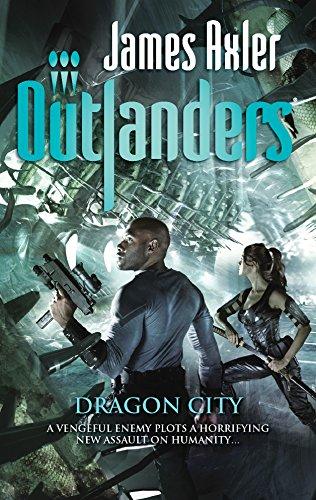 9780373638741: Dragon City (Outlanders)