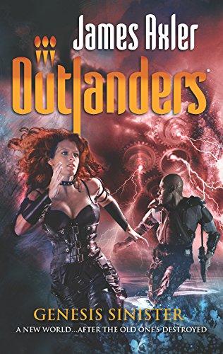 9780373638765: Genesis Sinister (Outlanders)