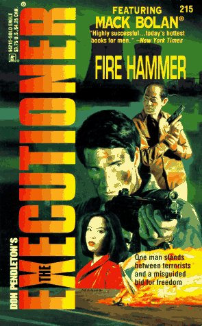 9780373642151: Fire Hammer (The Executioner #215)